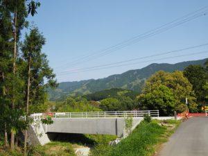 水路橋(立梅用水)
