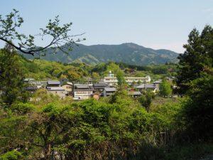 立梅用水(立梅隧道出口付近〜四代目井堰)