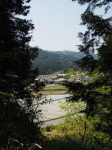 立梅用水(勢和中学校〜古江隧道入口)