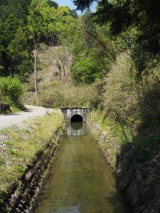 古江隧道入口(立梅用水)