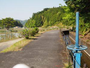 立梅用水(柳谷トンネル2出口〜塔ノ本トンネル入口)