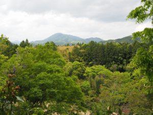 立梅用水(古江隧道出口〜柳谷トンネル1入口)からの眺望