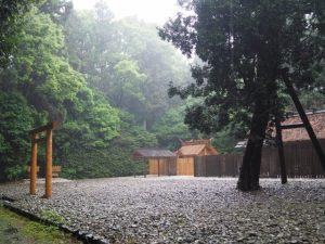 神御衣奉織鎮謝祭の日(神麻続機殿神社)