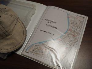 河崎古地図ツアー