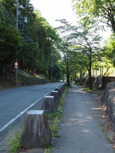 牛谷坂(古市参宮街道)