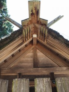 八尋殿(神服織機殿神社)