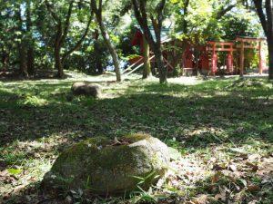 城山稲荷神社(田丸城 北の丸跡)