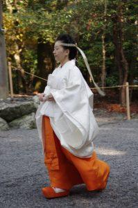 2012年12月16日 月次祭 奉幣の儀(外宮)