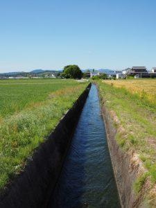 漕代駅〜櫛田橋(櫛田川)