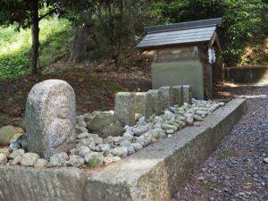 宇氣比神社(松阪市山下町)