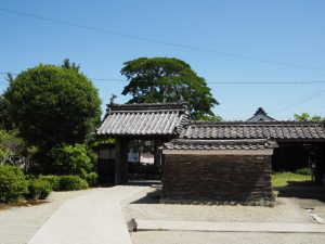 安楽寺(松阪市安楽町)
