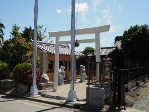 須賀神社(松阪市安楽町)