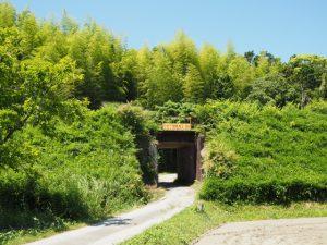 JR紀勢本線 徳和・多気間 牧内架道橋(松阪市山添町)