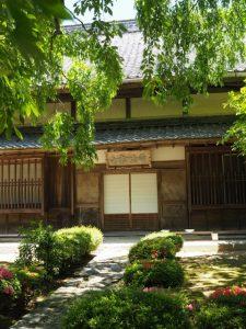 庫裏(神山一乗寺)