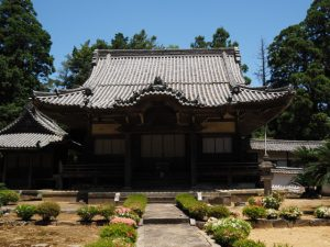 五智、本堂(神山一乗寺)