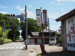 両郡橋北詰付近(松阪市射和町)