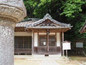 文殊堂(丹生山 神宮寺)