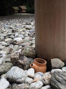 斎庭の鳥居(神服織機殿神社)