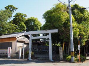 馬瀬神社(伊勢市馬瀬町)