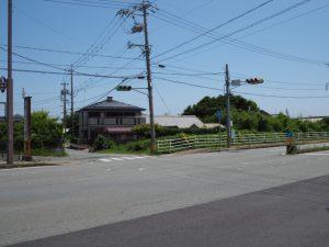 国道42号 荘1交差点
