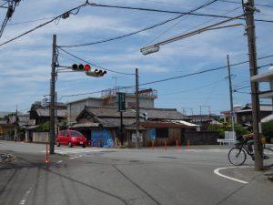御塩道(伊勢市通町)