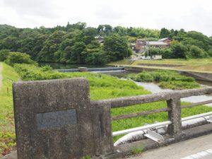 野川橋から眺める野川の上流側