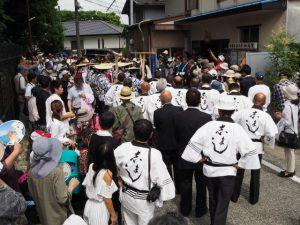 式三番(上之郷公民館):伊雜宮 御田植祭