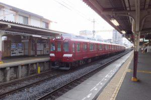 近鉄伊勢市駅で見かけた鮮魚列車