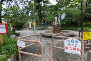 仏光寺公園(京都市下京区和泉屋町)