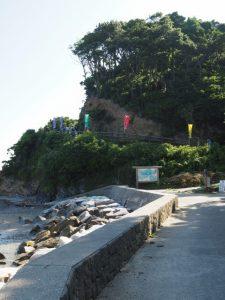 菅島漁港〜しろんご浜