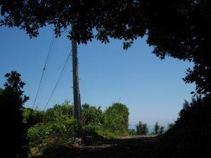 菅島灯台付近