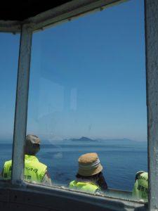 菅島灯台からの眺望
