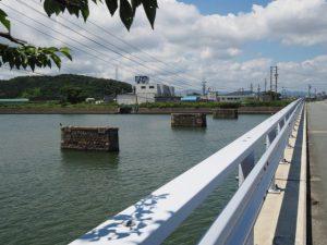 汐合橋(五十鈴川)