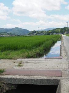 鹿海排水機場〜加努弥神社(伊勢市鹿海町)