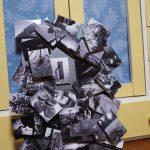 自宅玄関ギャラリーの展示第二作、メインキング
