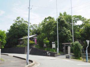 高城神社(伊勢市二見町今一色)