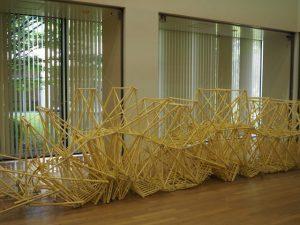 テオ・ヤンセン展 人工生命体、上陸!@三重県立美術館