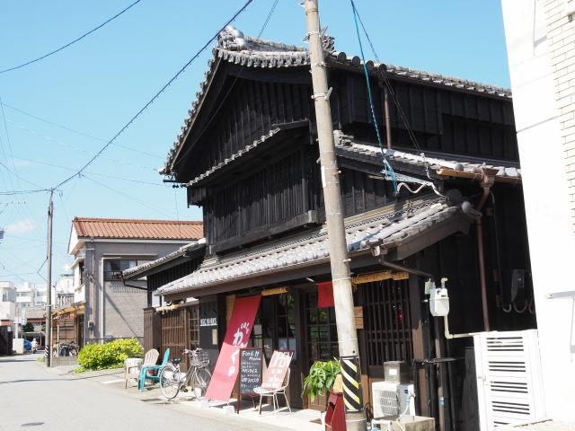 cafe わっく(伊勢市河崎)