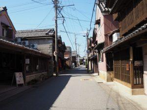 モナリザ(伊勢市河崎)