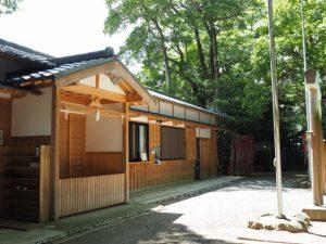 河邊七種神社社務所(伊勢市河崎)