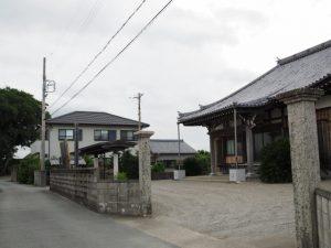 高伝寺(伊勢市御薗町上條)