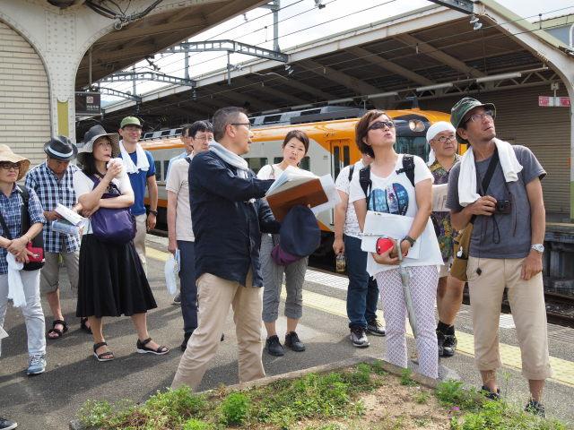伊勢の町の歴史と文化 近鉄宇治山田駅の紹介