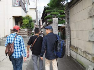 伊勢の町の歴史と文化 町歩き(河崎)