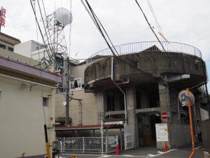 バス転車台(近鉄宇治山田駅)