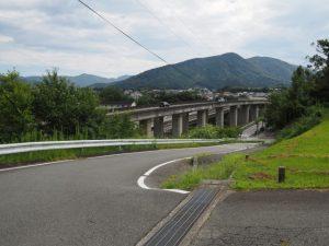 本誓寺へと続く道