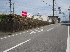 BUS STOP 倭町 三重交通 へ