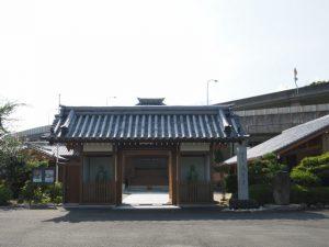 本誓寺(伊勢市久世戸町)