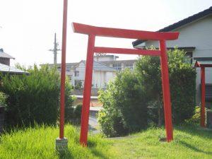 清丸稲荷神社(伊勢市楠部町)