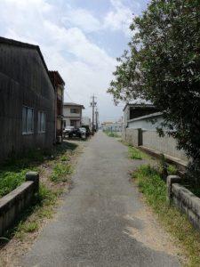 大口橋(伊勢市竹ヶ鼻町と小木町との境界)