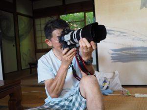写真好学研究所 09月講座(2017.9.2)@古民家Hibicore